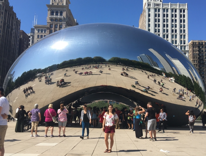Visit Chicago Millennium Park & the Bean
